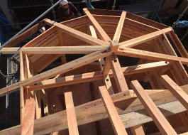 多角形屋根